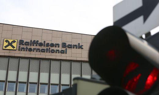 THEMENBILD: RAIFFEISEN BANK INTERNATIONAL