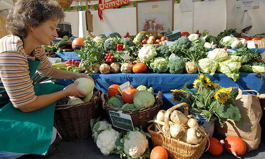 Greenpeace: Selbstversorgung mit Obst und Gemüse zu gering