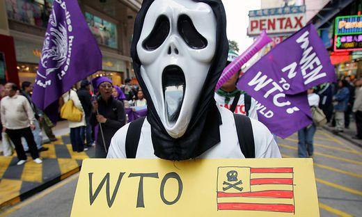Verhandeln im Schatten des Protektionismus — WTO