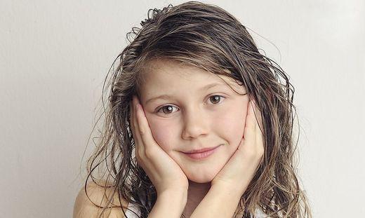 Nasse Haare können das Immunsystem schwächen