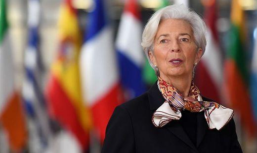 Bis Dezember will EZB-Chefin Lagarde die Instrumente der EZB neu ausrichten