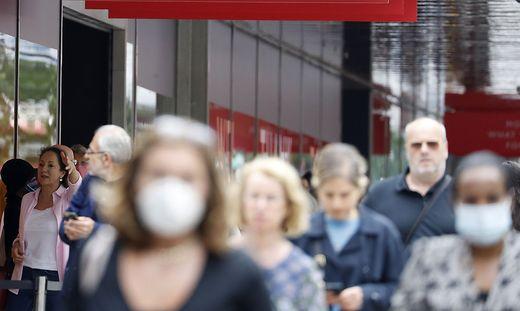 Briten sollen abnehmen - Vorbereitung auf zweite Coronavirus-Welle
