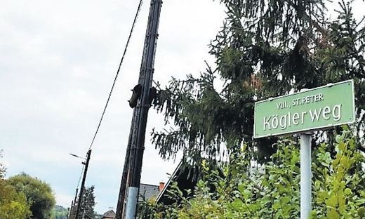 Die Bewohner am Köglerweg hoffen auf nächste Treffen