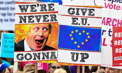 Brexit und die Folgen: Die schlechte Nachricht: Die eigentliche Herausforderung beginnt erst