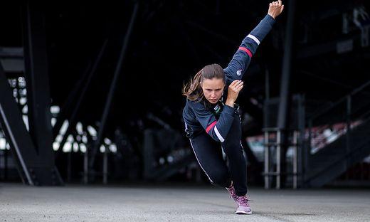 SPEED SKATING - Training Vanessa Herzog