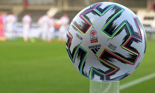 FUSSBALL TIPICO BUNDESLIGA / MEISTERGRUPPE: LASK LINZ UND SK PUNTIGAMER STURM GRAZ