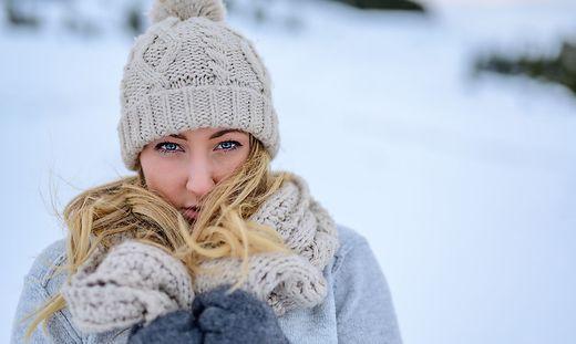 Kommende Woche sollte man sich warm anziehen