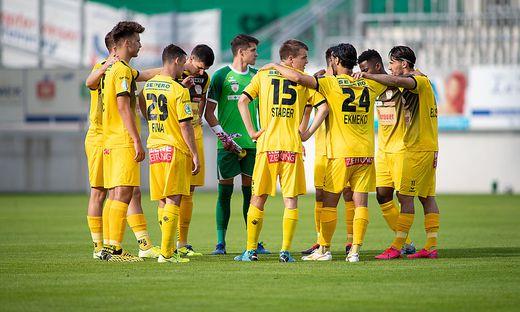 SOCCER - 2. Liga, Amstetten vs Kapfenberg