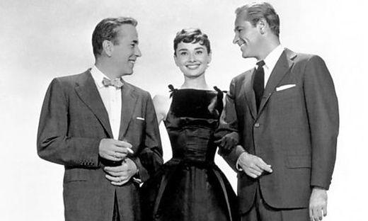 Ein großer Film: Bogart, Hepburn und Holden in Sabrina