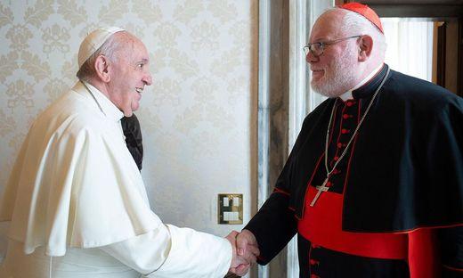 Marx ist nicht nur einer der prominentesten katholischen Geistlichen in Deutschland, sondern auch ein enger Berater des Papstes