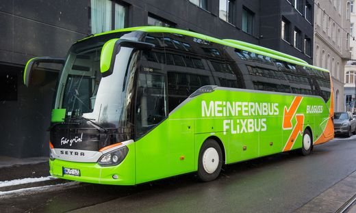 Flixbus Neue Fernbus Verbindung Von Graz Nach Salzburg