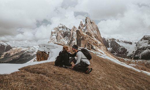 Michael Wipfler und Viktoria Melmer lieben Abenteuer und teilen diese im Internet