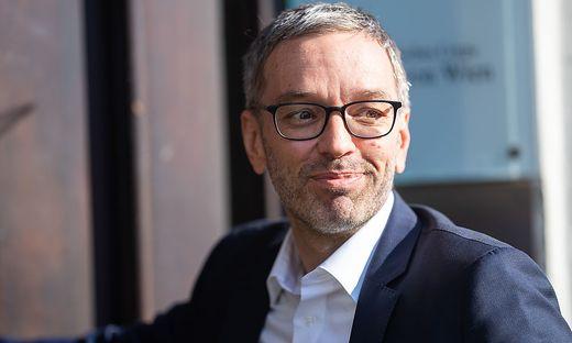 Der designierte FPÖ-Chef Herbert Kickl
