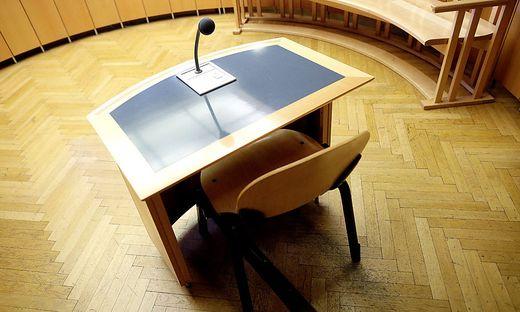 Der Sessel blieb leer, die Angeklagte erschien nicht bei Gericht