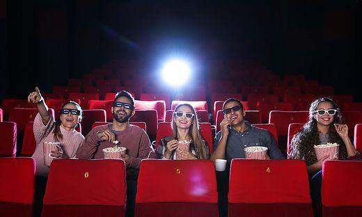 Kino öffnung