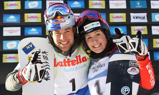 Benjamin Karl und Daniela Ulbing