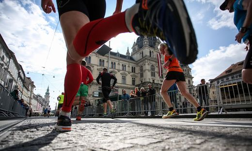 ATHLETICS - Graz Marathon 2016
