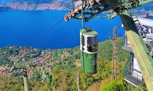 Italien: Seilbahnunglück bei Lago Maggiore - fünf Tote ...