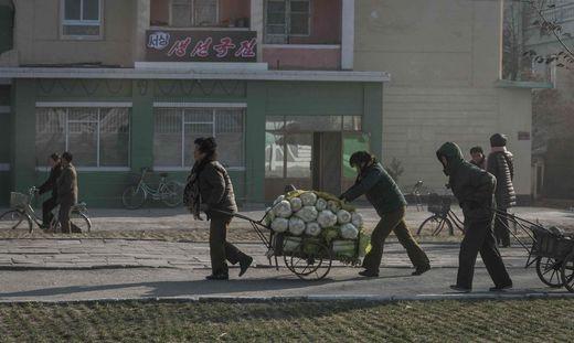 Schlechteste Ernte seit zehn Jahren in Nordkorea