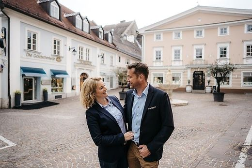 Elisabeth und Christian Sommer kk