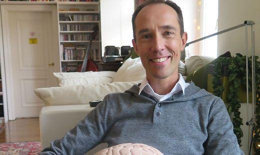 Neurobiologe Bernd Hufnagl