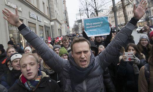 Alexej Navalny 2018