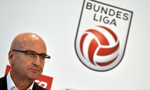 Bundesliga-Präsident Hans Rinner an Krebs gestorben