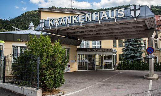 Krankenhaus Friesach Deutsch Orden Spital Friesach