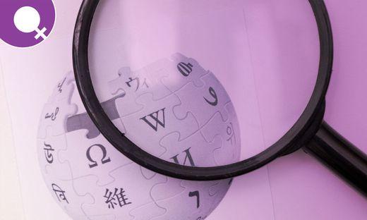 Viele Männer, viel weniger Frauen: Auf Wikipedia ist das Geschlechterverhältnis lange nicht ausgeglichen.