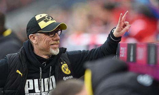 Hitzfeld warnt Dortmund