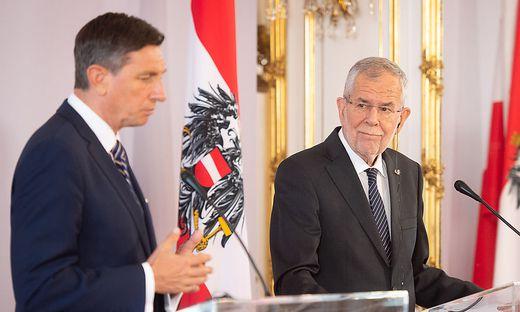 Pahor und Van der Bellen wollen in Kärnten gemeinsam gedenken