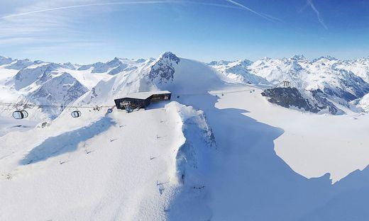 Gletscher werden wieder geöffnet