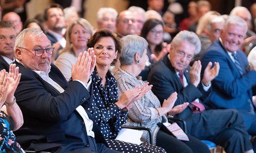 Alle SPÖ-Augen waren am Donnerstag auf Alfred Gusenbauer gerichtet.