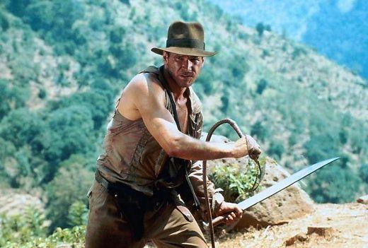 Die Indiana-Jones-Saga feiert heuer ihren 40. Geburtstag
