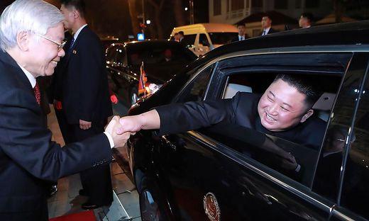 So umgeht Nordkorea die UNO-Sanktionen