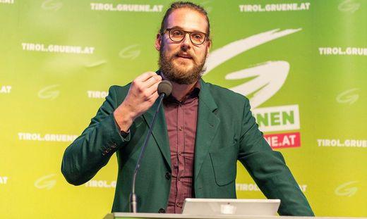 Altenweisl stammt aus Obertilliach, er ist der neue Landessprecher der Grünen Tirol