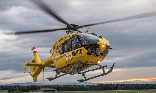 Rettungshubschrauber C12