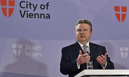 Bürgermeister Michael Ludwig hat am Dienstag das weitere Vorgehen der Stadt Wien verkündet.