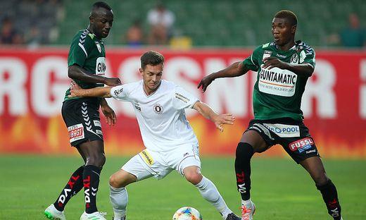 SOCCER - 2.Liga, Ried vs A.Klagenfurt