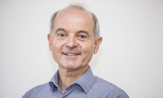 Norbert Wohlgemuth forscht an der Uni
