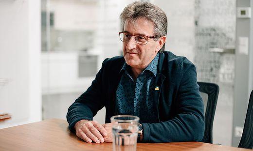 Manfred Hohensinner, Gründer der Frutura