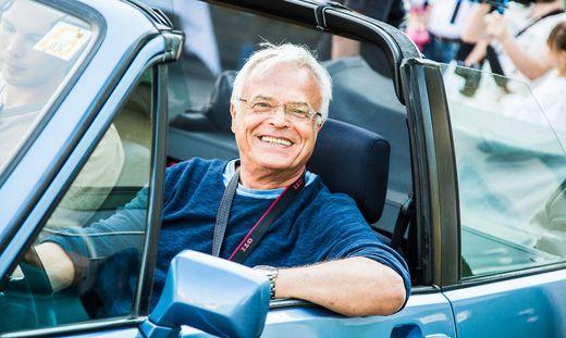Erwin Neuwirth, Erfinder des GTI Treffens
