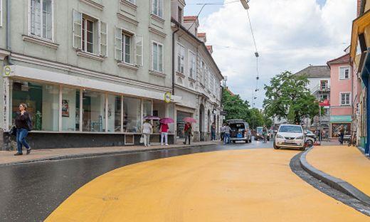 Mariahilfer Straße Lendplatz
