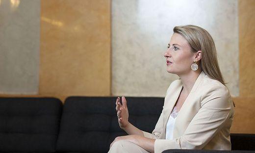 Frauen- und Integrationsministerin Susanne Raab (ÖVP)