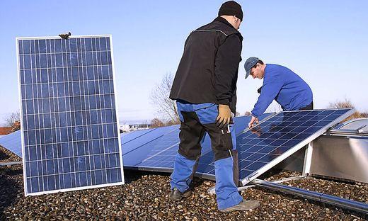 Bei der Errichtung einer Solaranlage handelt es sich um eine Angelegenheit der außerordentlichen Verwaltung.