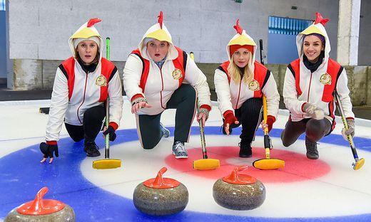 Curling fuer Eisenstadt