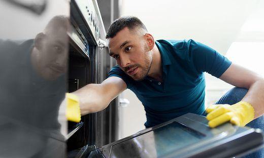 Einfache Reinigungs- und Instandhaltungsarbeiten muss der Mieter selbst erledigen