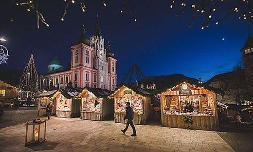 Advent u Mariazell-u i Graz – Najveći adventski vijenac