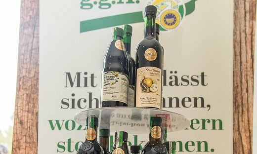 """China akzeptiert die Marke """"Steirisches Kürbiskernöl g.g.A."""""""