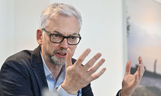 Verbund-Chef Michael Strugl